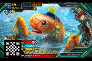 MHSP-Plesioth Juvenile Monster Card 001