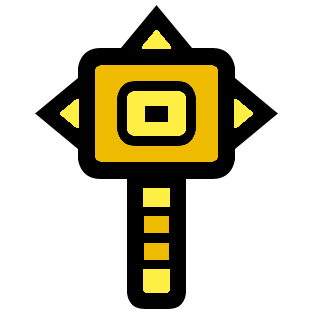 File:TimeAttack-Hammer (Gold) Icon.png