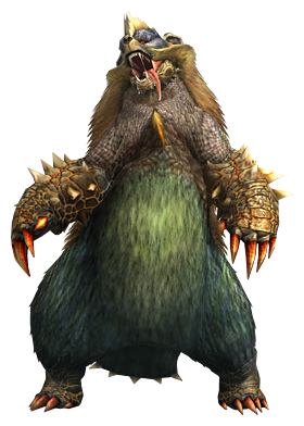 File:MHP3-Arzuros Render 001.png