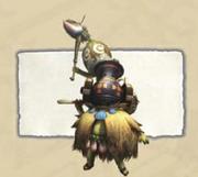 Artillery Mask