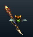 MH4U-Relic Insect Glaive 004 Render 002