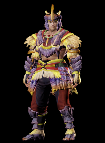 File:MHO-Caeserber Armor (Blademaster) (Male) Render 001.png