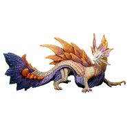 Capcom Figure Builder-Mizutsune Figure 001