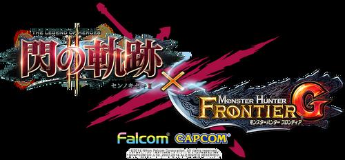Logo-The Legend of Heroes Sen no Kiseki II x MHFG