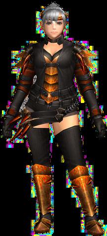 File:FrontierGen-Espinsu G Armor (Female) (Blademaster) Render 001.png