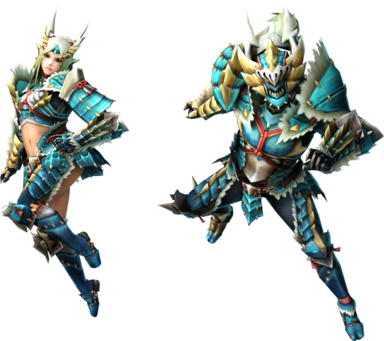 File:FrontierGen-Zinogre Armor (Blademaster) (Both) Render 2.png