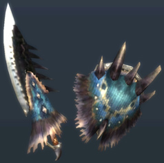 MH3U-Sword and Shield Render 014