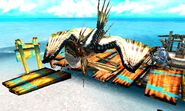 MH4U-Plesioth Screenshot 002