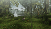 MHFU-Great Forest Screenshot 003
