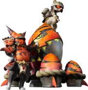 MH4U-Palico Equipment Render 002
