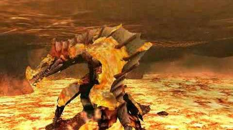 Monster Hunter Portable 3rd - Agnaktor Intro
