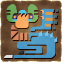 File:FrontierGen-Blue Yian Kut-Ku Icon 02.png