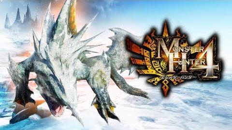 モンスターハンター4 ザボアザギル プレイ動画 MH4 Zamtrios Gameplay (Hammer)