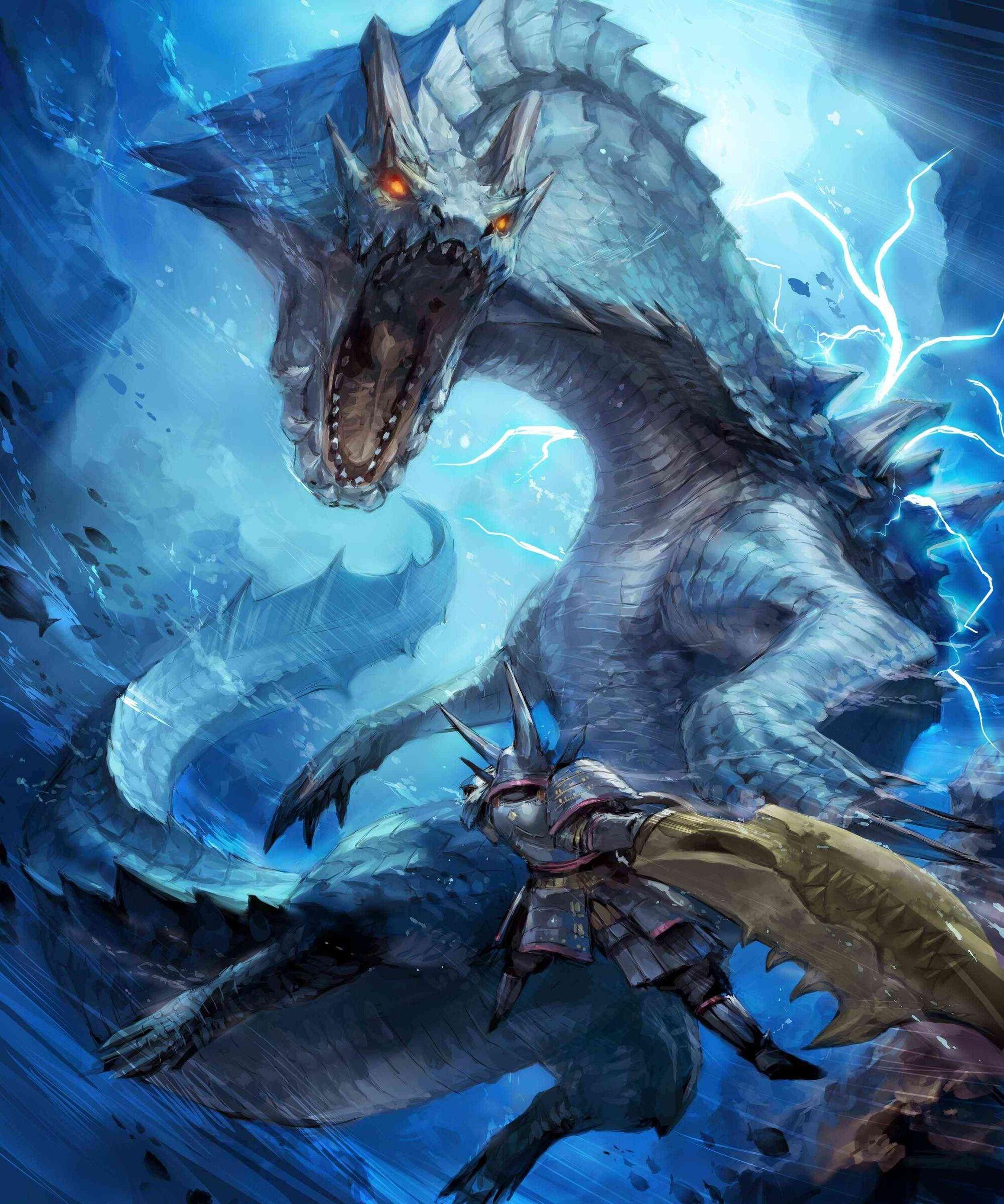 Lagiacrus Monster Hunter Wiki FANDOM Powered By Wikia