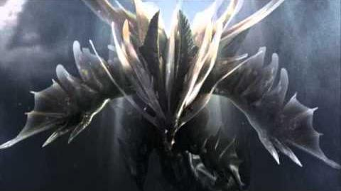 "Monster Hunter Portable 3rd- ""Calm Confrontation"" Amatsu Magatsuchi Final Boss Theme Part 1"