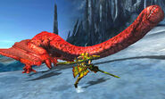 MH4-Red Khezu Screenshot 001