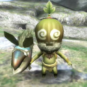 Acorn mask
