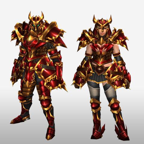 File:MHFG-Suzaku Ken-o G Armor (Blademaster) Render.jpg