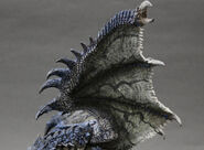 Capcom Figure Builder Creator's Model Azure Rathalos 008
