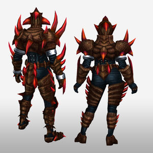 FrontierGen-Divol Armor 010 (Both) (Back) Render