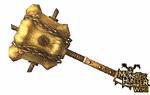 Hard Bone Hammer