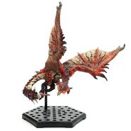Capcom Figure Builder Plus Volume 4-Rathalos Figure 001