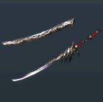 MH3U-Long Sword Render 029