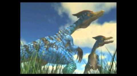 Monster Hunter Intro PS2 HD-0