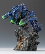 Capcom Figure Builder Creator's Model Brachydios 004