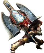 MH4-Charge Blade Equipment Render 001