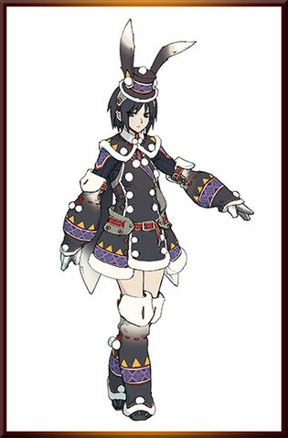 File:MHGen-Snowbaron Lagombi Armor (Female) Concept Art 001.jpg