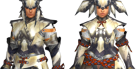 Vespoid U Armor (Blade)