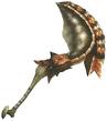 FrontierGen-Long Sword 015 Low Quality Render 001