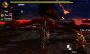MH4U-Crimson Fatalis Screenshot 009