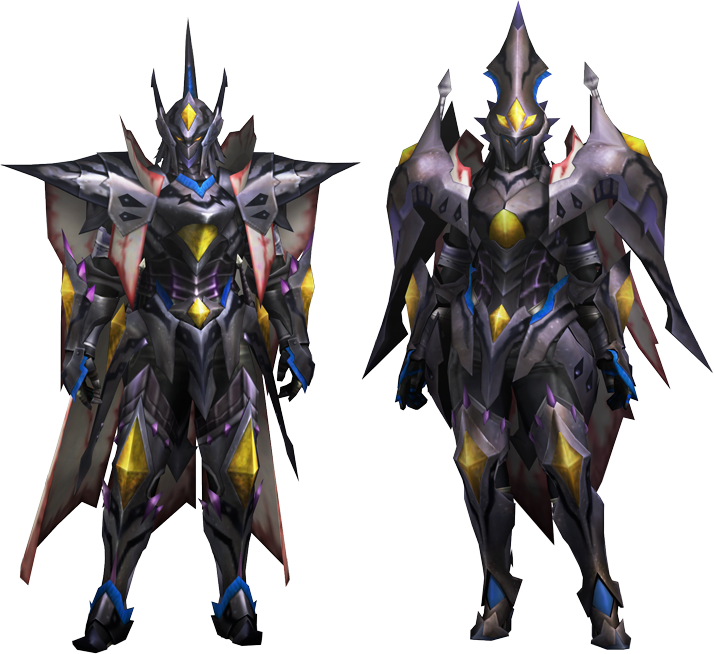 Empress Armor Mh4u Mh4u-nerscylla z Armor