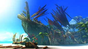 MH4U-Cheeko Sands Screenshot 001