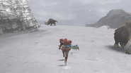 MHFU-Snowy Mountains Screenshot-032