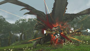 MHFGG-Rathian Screenshot 007