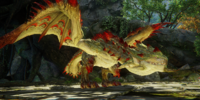 Conflagration Rathian