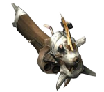 MH4-Light Bowgun Render 002