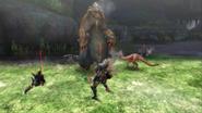 MHP3-Arzuros Screenshot 008