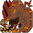 MH3U-Savage Deviljho Icon