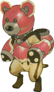 Teddybearfelyne