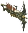 FrontierGen-Light Bowgun 022 Low Quality Render 001