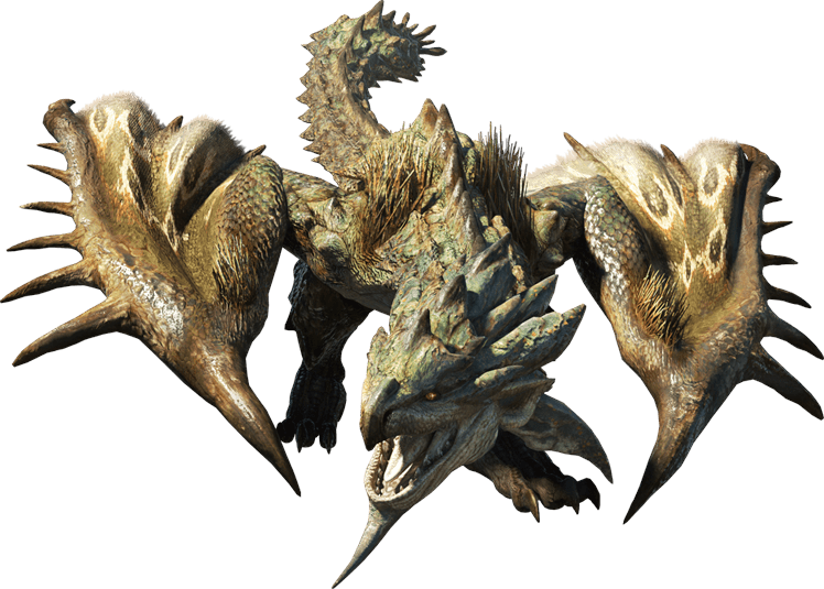 Monster Hunter Generations Rathian