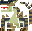 File:MH10th-Brute Tigrex Icon.png