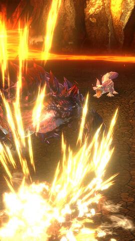 File:MHSP-Hellblade Glavenus and Mizutsune Screenshot 001.jpg