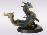 Capcom Figure Builder Volume 4 Lagiacrus