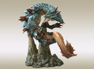 Capcom Figure Builder Creator's Model Lagiacrus 002