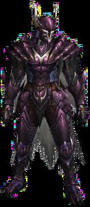 FrontierGen-Gore Armor (Blademaster) (Male) Render 001